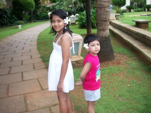 Pretty Babies in Goa