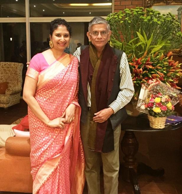 with sunil sethi